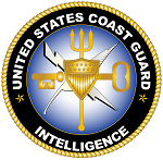 United States Coast Guard Intelligence Seal