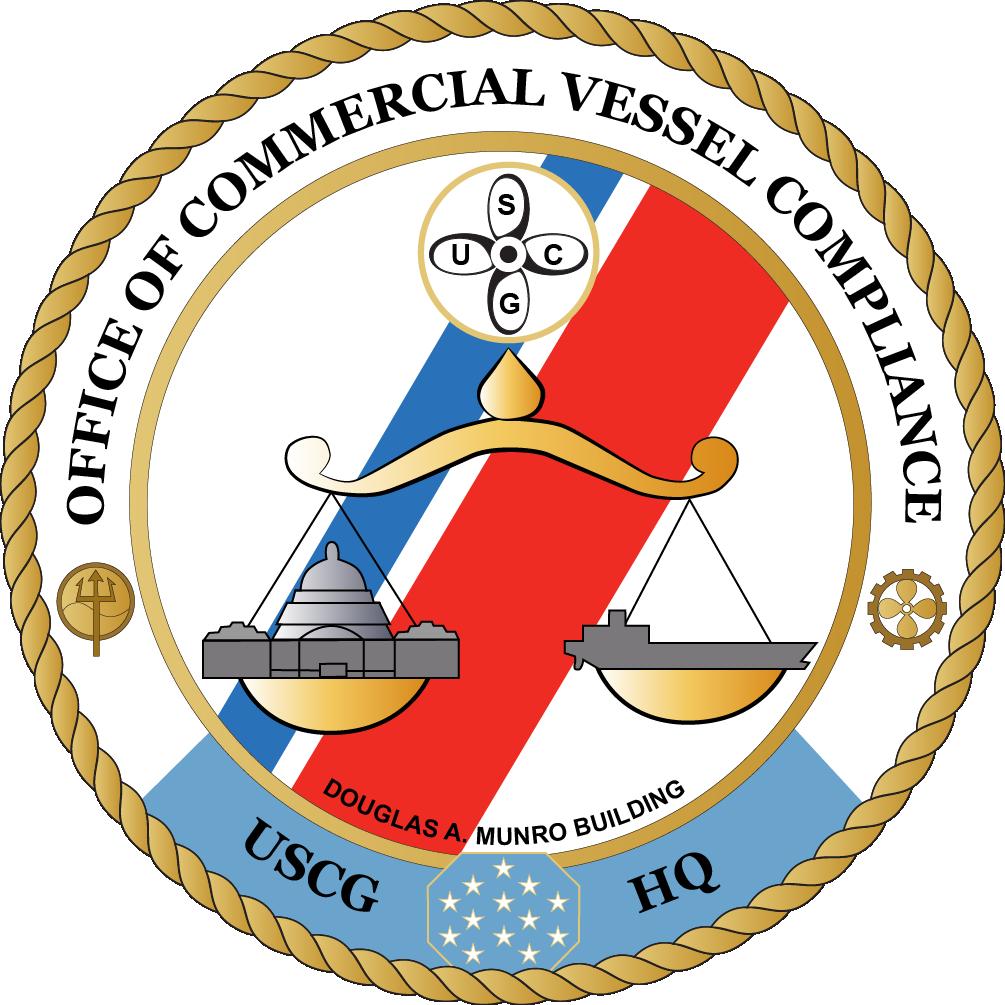 USCG CVC2 seal