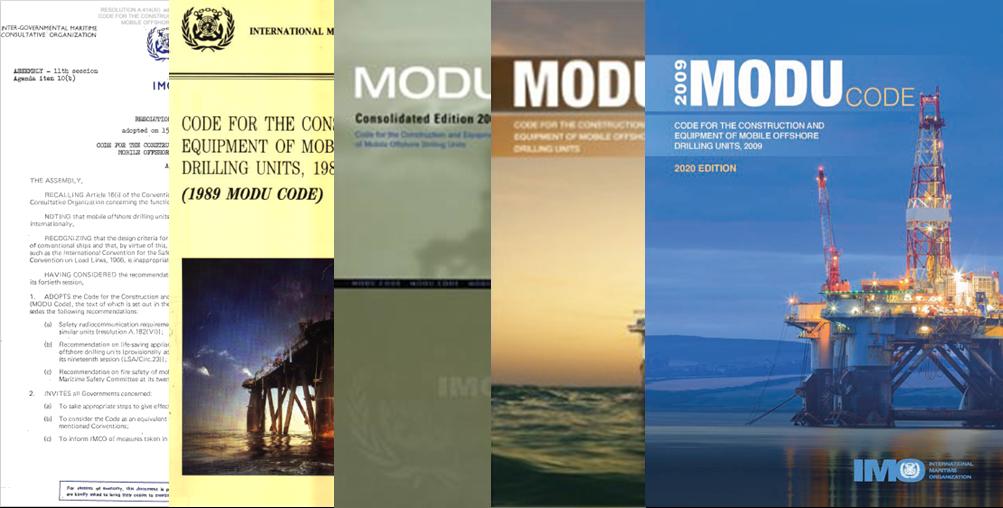 The MODU Codes